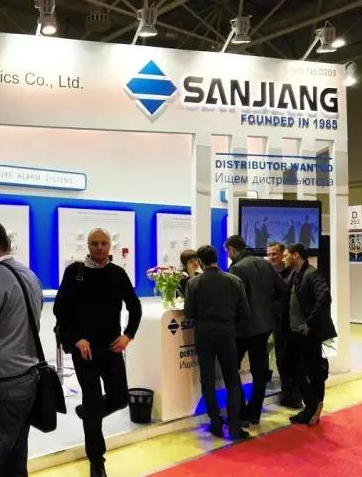 SANJIANG attended the MSIP Exhibition
